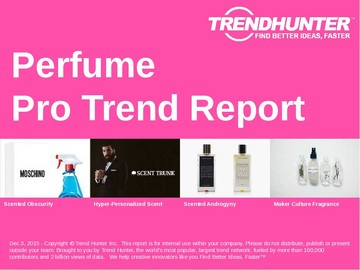 Perfume Trend Report and Perfume Market Research