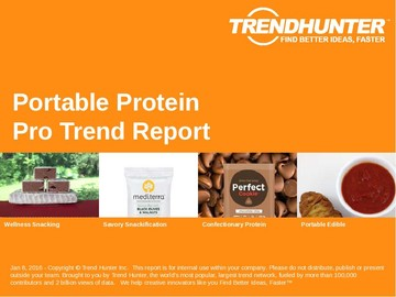 Portable Protein Trend Report and Portable Protein Market Research