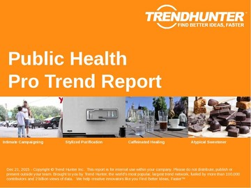 Public Health Trend Report and Public Health Market Research