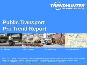 Public Transport Trend Report and Public Transport Market Research