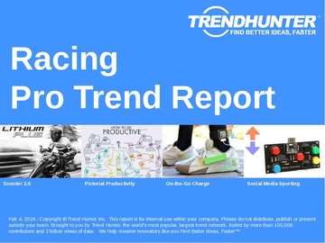 Racing Trend Report and Racing Market Research