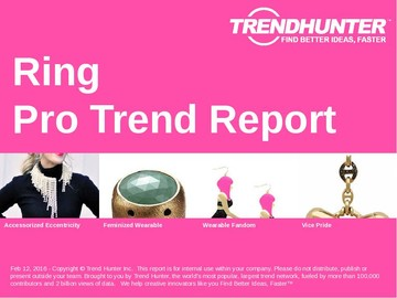 Ring Trend Report and Ring Market Research