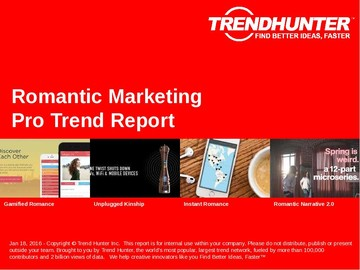 Romantic Marketing Trend Report and Romantic Marketing Market Research
