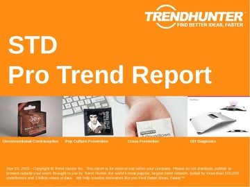 STD Trend Report and STD Market Research