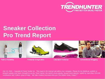 Sneaker Collection Trend Report and Sneaker Collection Market Research