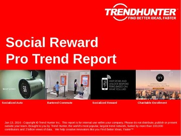 Social Reward Trend Report and Social Reward Market Research
