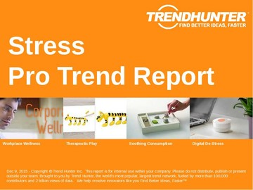 Stress Trend Report and Stress Market Research