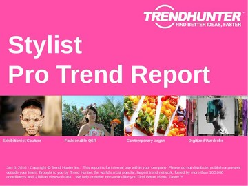 Stylist Trend Report and Stylist Market Research