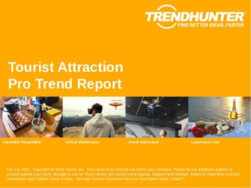 Tourist Attraction Trend Report and Tourist Attraction Market Research