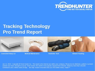 Tracking Technology Trend Report and Tracking Technology Market Research