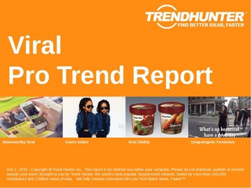 Viral Trend Report and Viral Market Research