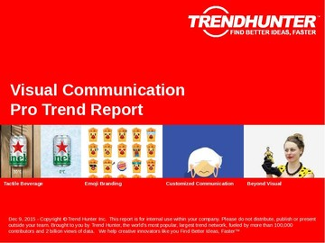 Visual Communication Trend Report and Visual Communication Market Research