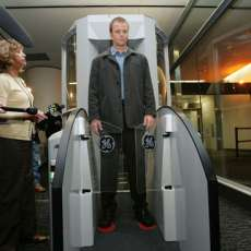 Airport Checkpoint of the Future
