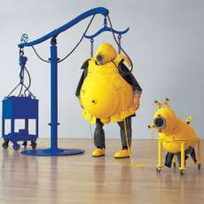 Kenji Yanobe's Radiation Safe Attire For Children and Dogs