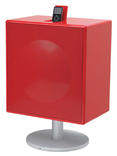 Geneva Sound System XL: Much Cooler Than Your iPod Docking Station