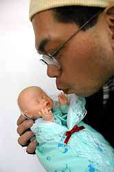 Peaceful Baby Dolls Becoming Japanese Hit
