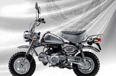 Hondas Monkey Limited BA-AB27 50cc Bike (Yes, For Adults)