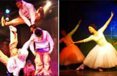 When Hip Hop and Ballet Collide