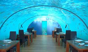 Hilton Maldives Resort: World