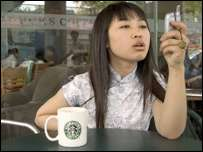 China the Focus of Starbucks Growth
