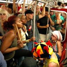 Subway Shindigs Take Public Parties Underground