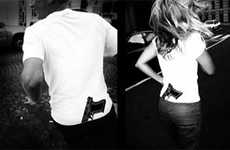 Fake Gun Shirts