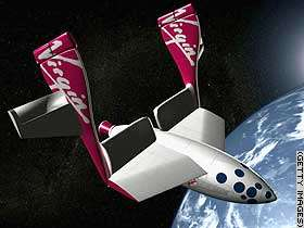 Space Tourism - Virgin Galactic