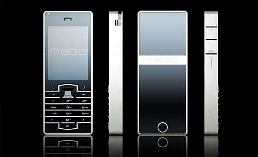 Mago Luxury Smartphone From Europe