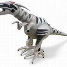 RoboRaptor Dinosaur Robot