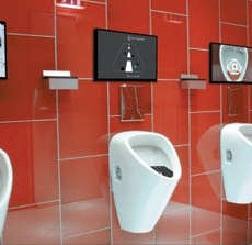 Urinal Video Games