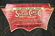 Jeans made out of sugar cane