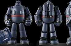Gigantor Tetsu-jin 28 Robot
