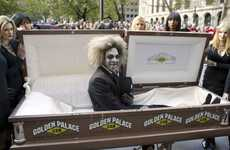 Coffin Pranks