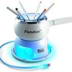 Fundue Desktop USB Fondue Set