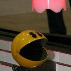 Real Life Robot PacMan