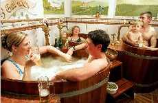 Beer Spas in Europe