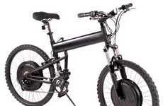 TidalForce M-750 Electric Bicycle