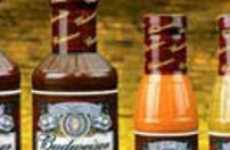Budweiser Introduces Barbeque Sauces
