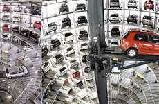 VW's High-Tech Parking Garage