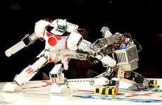 Top 10 Strangest Robots
