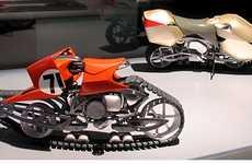 Baal & Hyanide All-Terrain Concept Bikes
