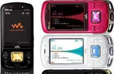 Sony Launches Walkman Phone Line
