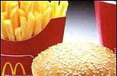 McDonalds Launching World Cup Burger
