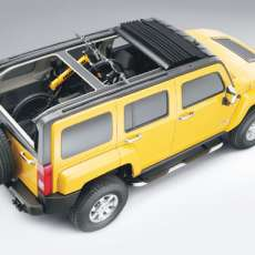 Convertible SUVs