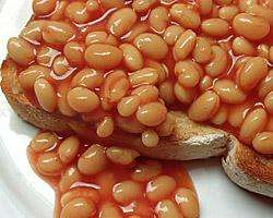 Frozen Baked Bean Sarnies