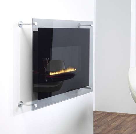 Vertigo Fireplace