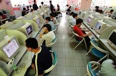 China cleaning up Internet cafes