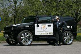 Pimp My Cop Car