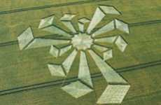 Worlds First 3D Crop Circles