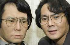 Japanese Scientist Makes Android Clone